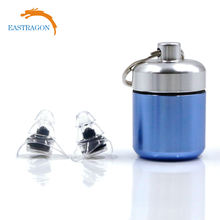Noise Cancelling Ear Plugs with Case