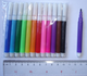 Promotional mini colored felt tip marker pen water color pen for DIY drawing