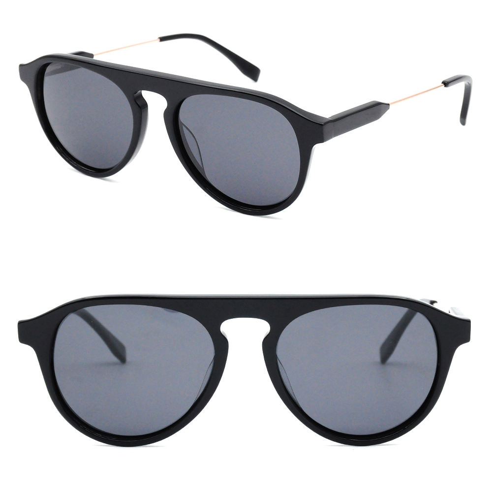 Wholesale Fashion Mens Sun Glasses Custom Top Quality Women Men Polarized Sunglasses