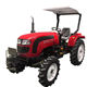 Qianli 40 hp agricultural 4*4 captain mini tractor