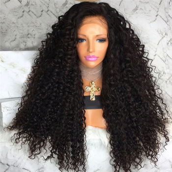 Malaysian Body Wave 360 Lace Front Human Hair Wigs Full Density Average Size