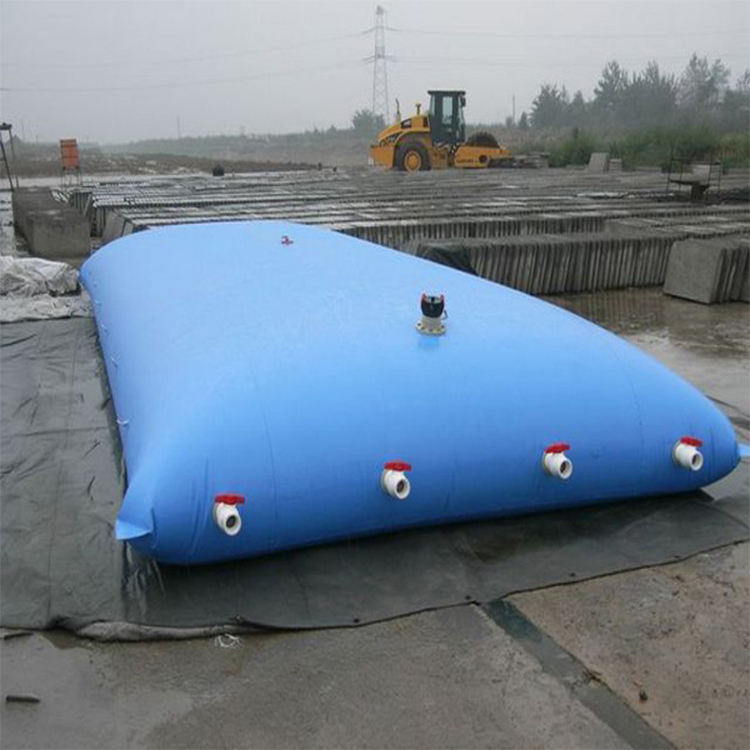 fire fighting tank pvc water bag barrel water storage container