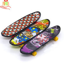Logo printed Professional Mini Fingerboards/ maple Finger Skateboard/ Tech Deck Finger Skateboard