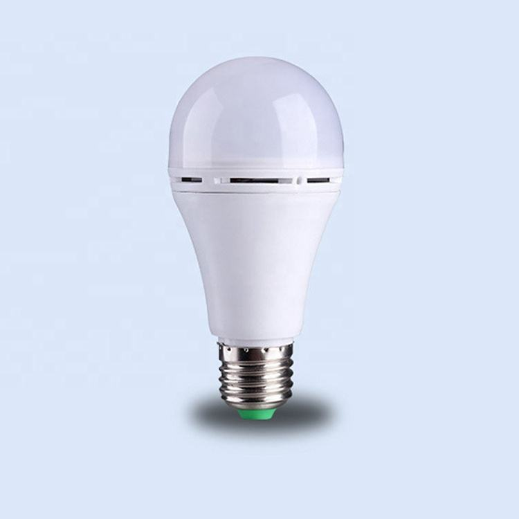 9W 12W 15W 18W rechargeable bulb emergency led lighting