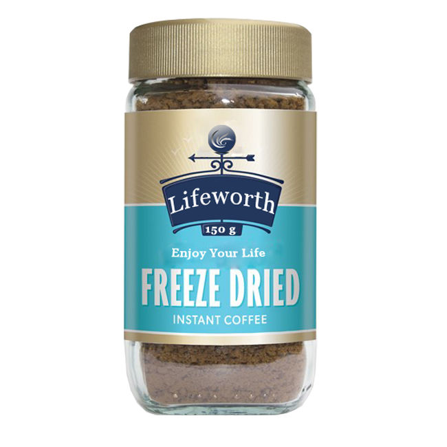 Golden grade Instant freeze dried coffee (FD)