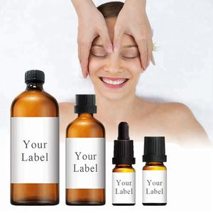 Body and face whitening oil product for private label bio organic body essential oil oem package and body oil in bulk