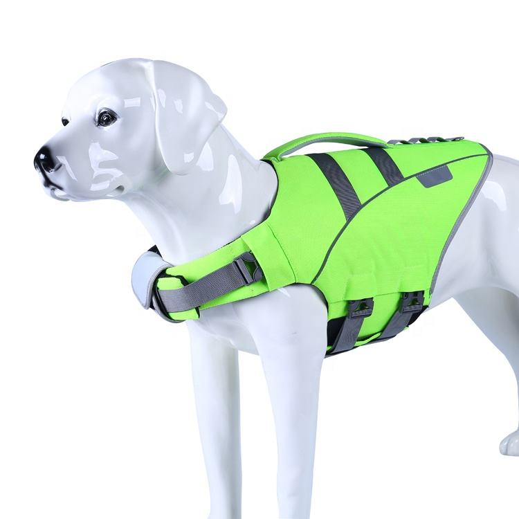 Pet safety Life vest Dog Jacket , Custom Personalized Dog Jacket Neoprene Waterproof Dog Life Jacket