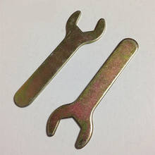 Wholesales Price Custom Carbon Steel a3  Open End Spanner Wrench For Hexagon Nut