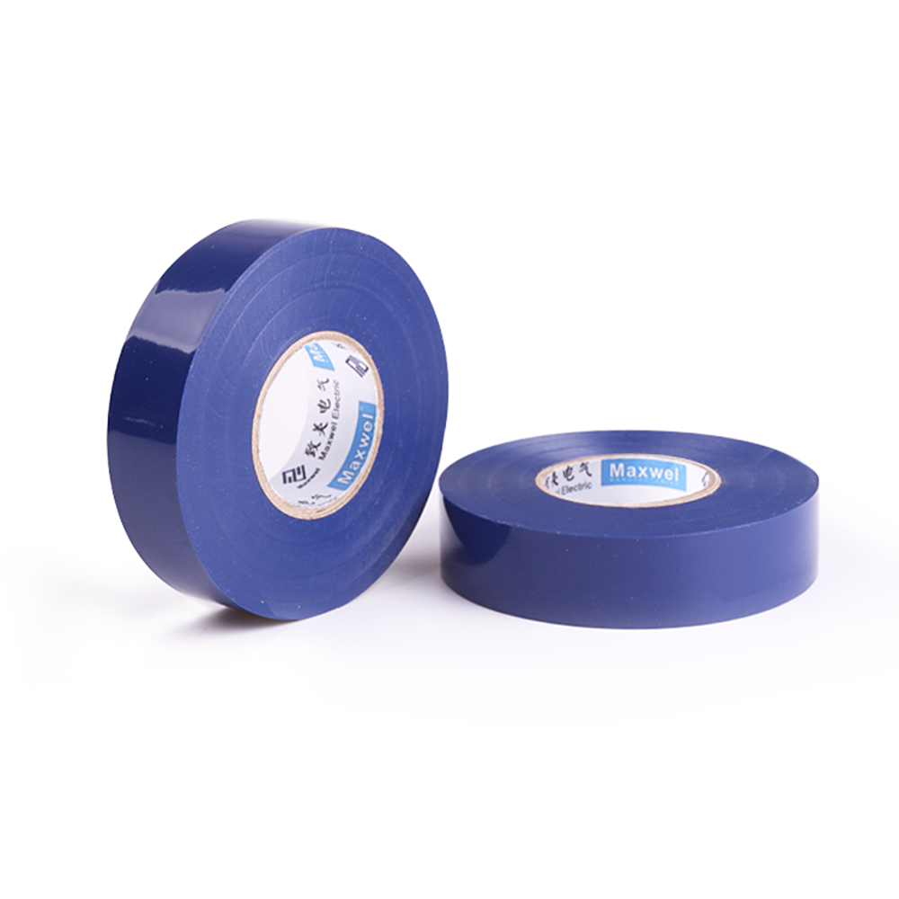 Flame retardant colorful waterproof pvc electrical insulation tape