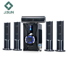 NEW design 5.1 audio speaker subwoofer boombox