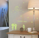 Wall Sticker Luminous Forever Love Glow in Night Mural Vinyl Decal Home Decor
