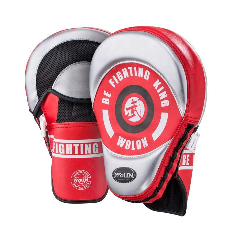 professional curved focus mitts for boxing or muny thai