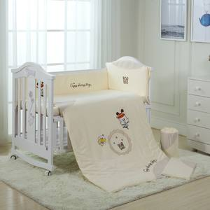 Bedroom Products Baby Crib Bedding Set 100% Cotton/Baby Cot Bedding