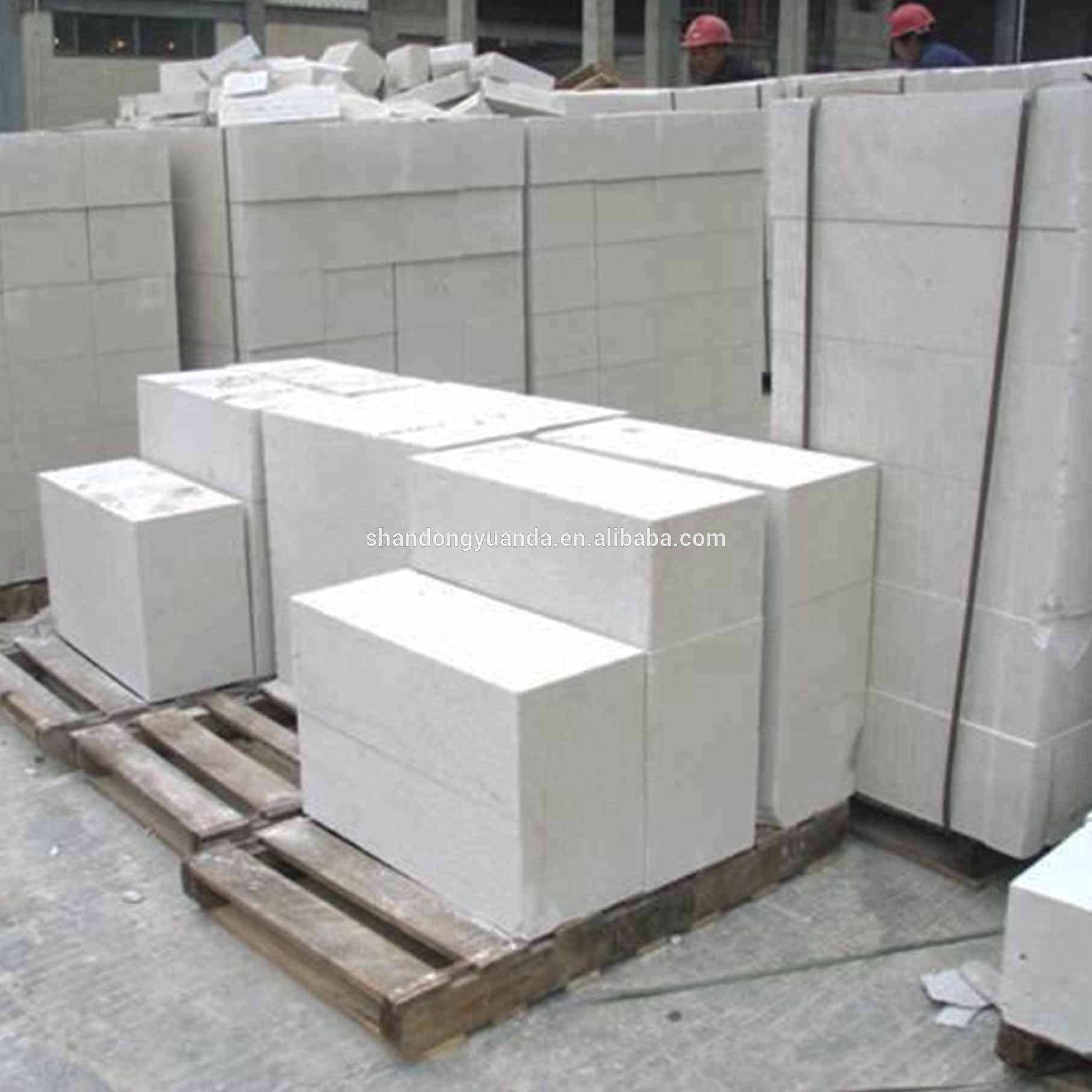 Lightweight AAC/ALC Ytong Blocks