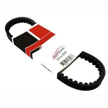 Scooter drive v-belt motorcycle belt rubber tooth drive belt 835x20 for 125, 150, 250 cc motorcycle engine