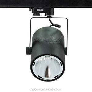 LUCECO 3C Circuit Track LED 24W Commercial Shop Spot Adjustable Spotlight Light