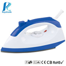 Mini dry iron for cleaning cloth and easy operation ,hot selling Europe