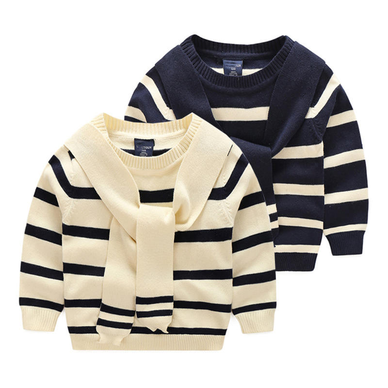 Wholesale Winter Clothing Smocked Children Sweater From Italian Factory
