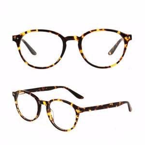 Fashionable replica designer wear eye glass acetate optical frames ready goods