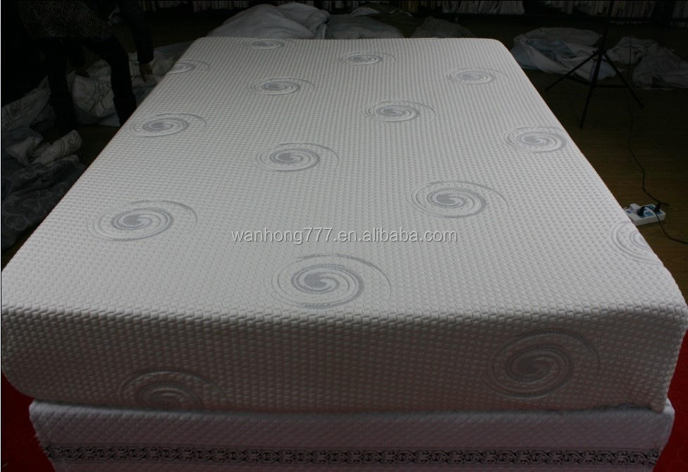 Mattress KW002 100% Polyurethane Visco Elastic Memory Foam Matress