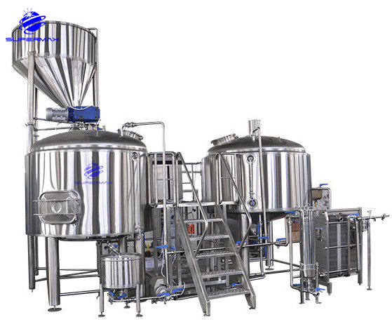 Beer barley malt making machine alcohol production equipment batch restaurant brewing
