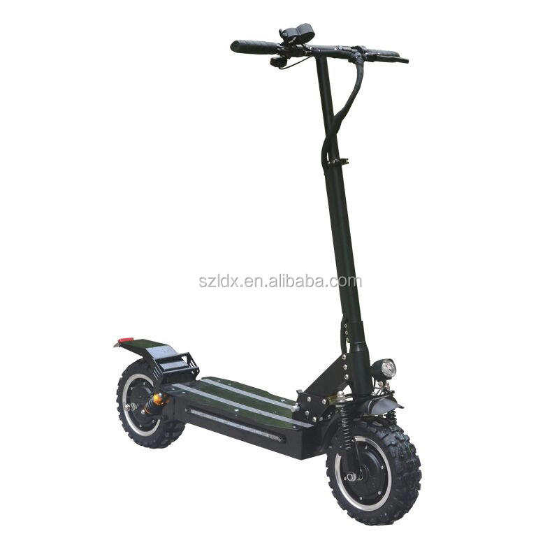 Factory Price Wholesale 3200W Dual Motor Citycoco Scooter Max Speed 80km/h Distance 100km Brushless Electric Scooter