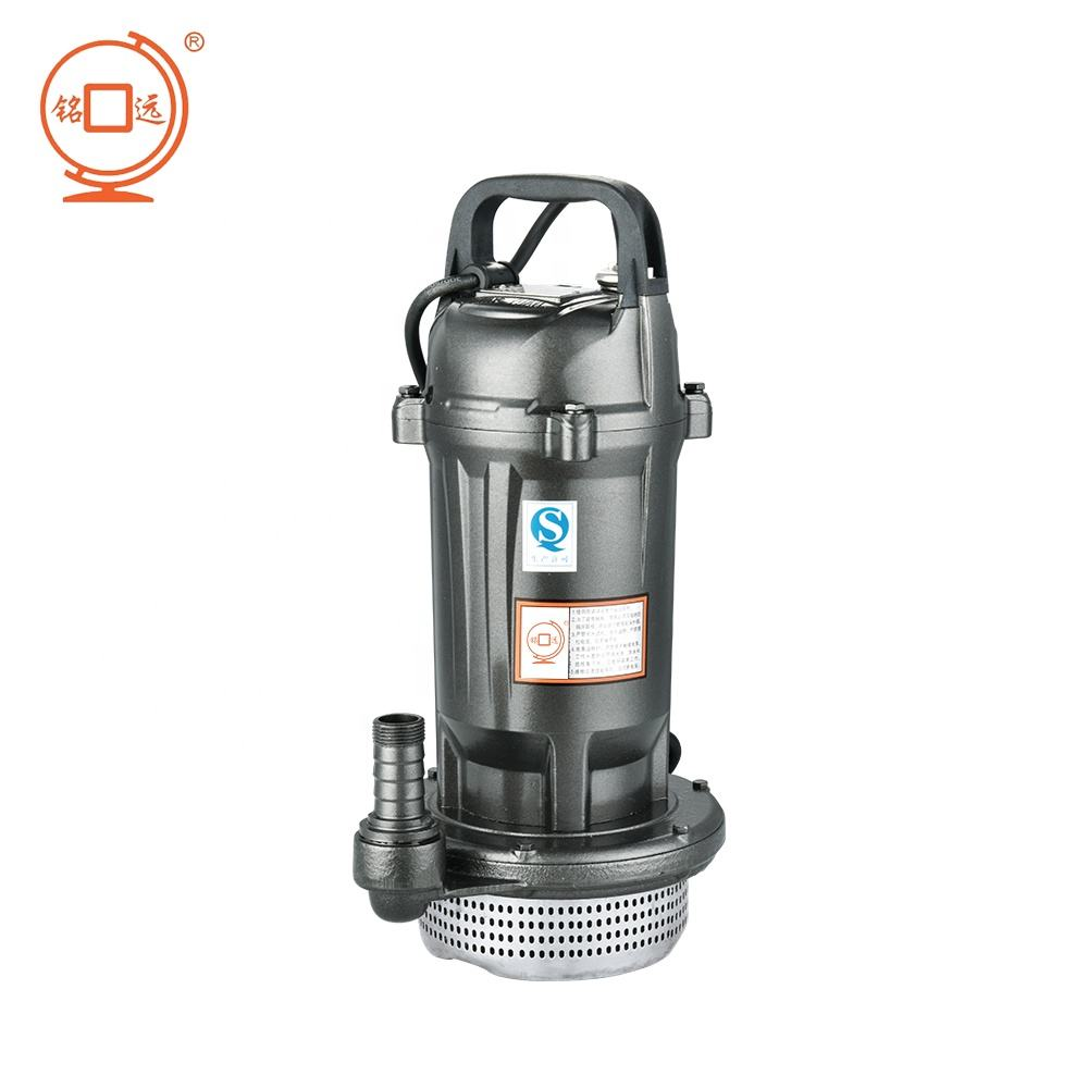 Manufacturer High Flow 1HP Submersible Water Pump Specifications 220V ,0.75KW