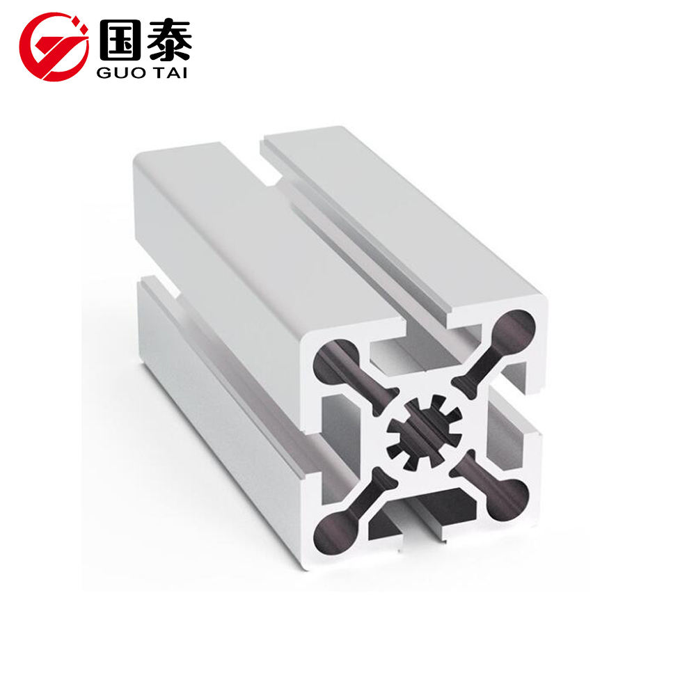 Aluminum Extrusion 4080 t Slot Industrial Aluminium Profile Framing Systems