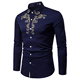 c10270a plus size african clothing casual shirts for men