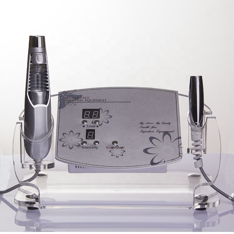 Needle free mesotherapy virtual mesotherapy machine professional electroporation