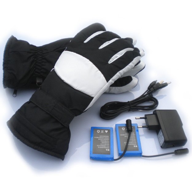 Winter Warm heated Gloves Touch Outdoor Cycling Gloves For men or Women custom made