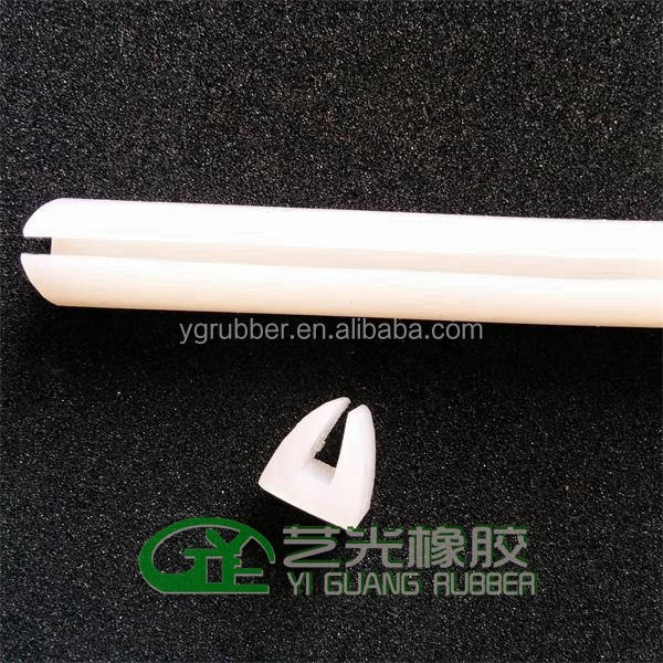 silicone sliding door rubber seal strip