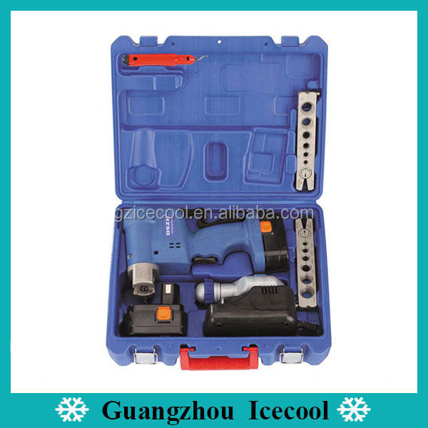 Hot Sale WK-E806AM-L Electric Cordless Type Copper Tube Flaring Tool Kit for 1/4