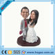 Customized Special Skater And Boxer Wedding Cake Topper 7