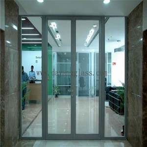 90 minutes 120 minutes Fire Rated Glass Door / Windows