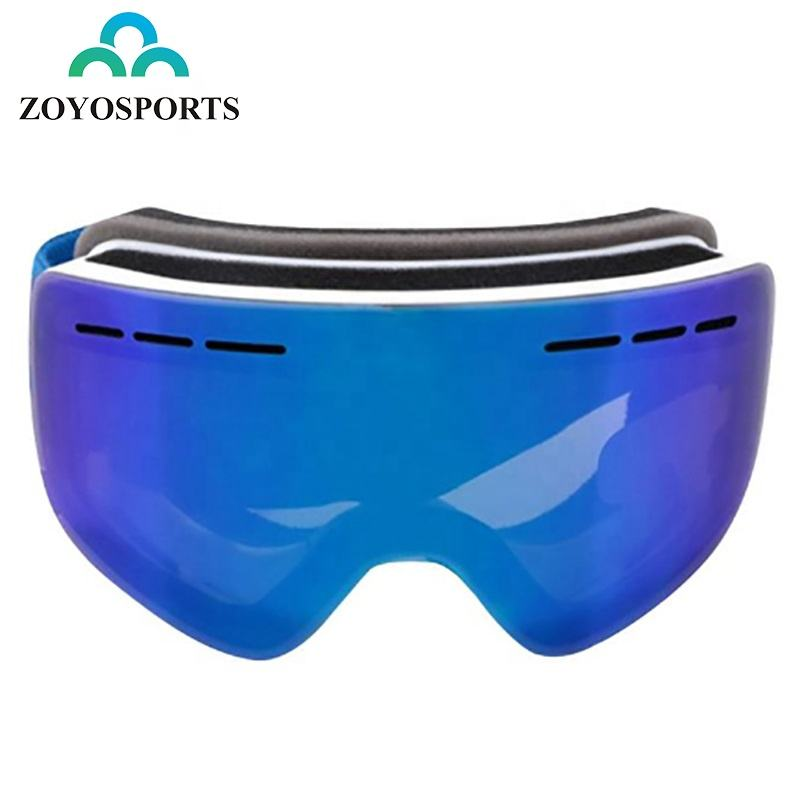 ZOYOSPORTS 2019 Hot sell New designer outdoor snow sports small border high quality snowboard ski goggles