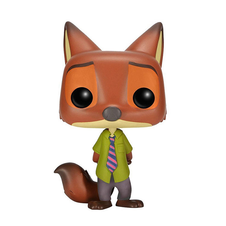 Funko Поп рисунок <span class=keywords><strong>игрушки</strong></span> действия для ума животных City