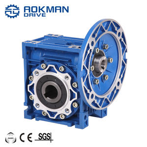 1:30/ 1:40 Ratio NMRV 050 Worm Reduction Gearbox for Conveyors