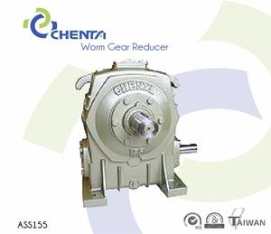 Worm Gearbox with input flange or double shaft Brand CHENTA