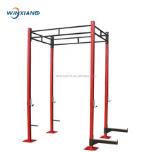 Crossfit Equipment Fitness Training Adjustable Power Rack Cage fitness weightlifting