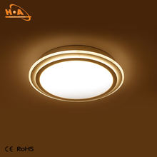 Round cheap led ceiling fixtures for home hotel