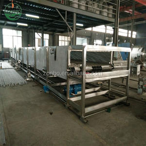 small tunnel pasteurizer