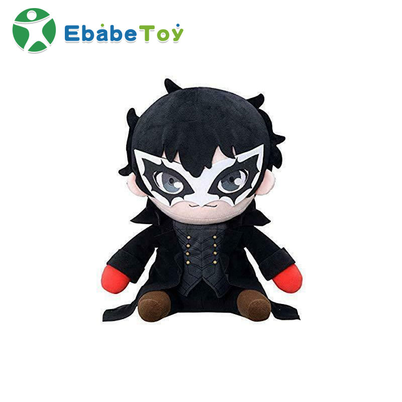 manufacturers custom dark series cartoon character plush dolls