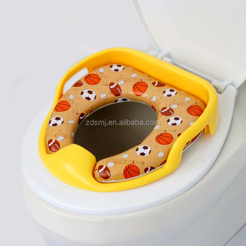 Hot Sale Cute Portable Travel Baby Training Girls Boy Potty Kids Child Toilet Seat Children's Potty Seat Baby Toilet