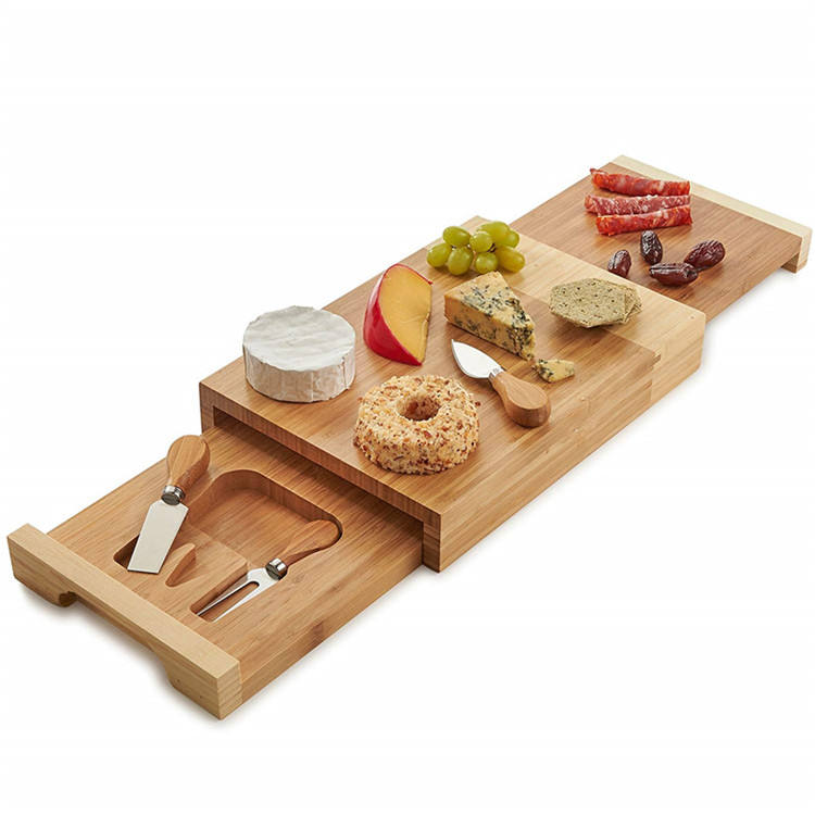Custom Made SGS Good Price Triangle Cheese Board Wholesale