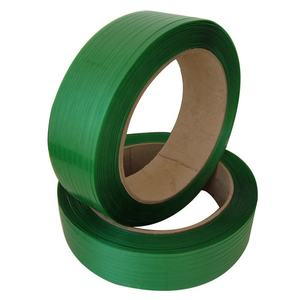 ZILI PET Plastic Binding Strap Green Virgin Polyester Straps Roll Packing Band Belt