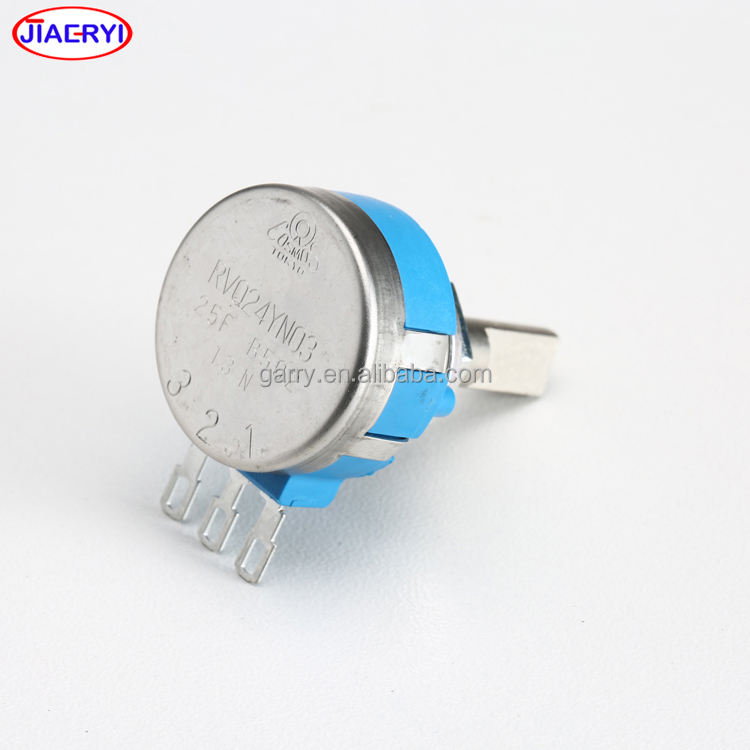 Hot sales low cost alps potentiometer,china wholesale single ring carbon film potentiometer