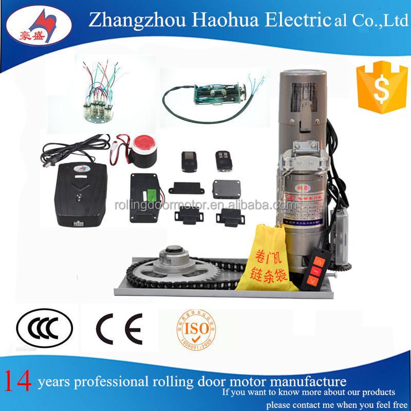 AC motor persiana/operador de puerta automática/lado persiana Operador de puerta de garaje