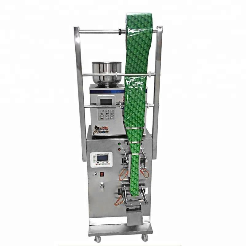 Small automatic tea bag packing machine powder packaging machine