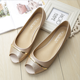 New Ladies Flat Shoes Casual Women Shoes Comfortable Pointed Toe Flat Shoes big size 41-43
